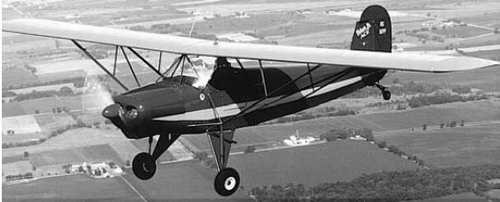 Home » Airplanes Aircraft Starduster One Sa100