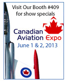 Canadian Aviation Expo 2013