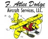 F ATLEE DODGE PIPER AIRCRAFT EXHAUST PARTS