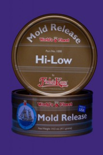 MOLD RELEASE WAX