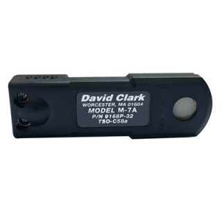 DAVID CLARK ELECTRET MIC M - 7A from Aircraft Spruce Canada