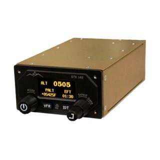 sandia stx 165 panel mount transponder from aircraft spruce canada rh m aircraftspruce ca Narco Aircraft Transponders Mode S Transponder