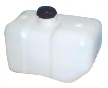 2-1/2 GALLON OIL INJECTION / WATER OVERFLOW RESERVOIR WITH CAP