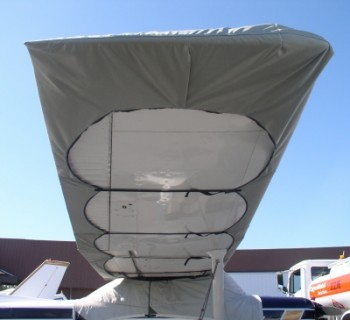 BRUCES CUSTOM CESSNA WING COVERS