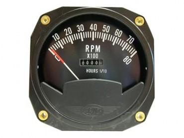 Tachometer With Hour Meter : Trail tech tto tto tach hour meter pulse sensor