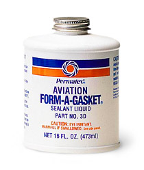 PERMATEX AVIATION FORM-A-GASKET NO. 3 from Aircraft Spruce Canada