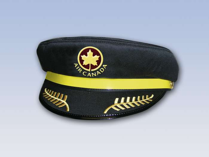 AIR CANADA CHILDREN S CAPTAINS PILOT HAT from Aircraft Spruce Canada bfb577033e0e