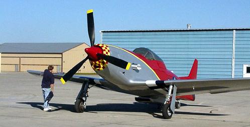 Sky Arrow From Aircraft Spruce