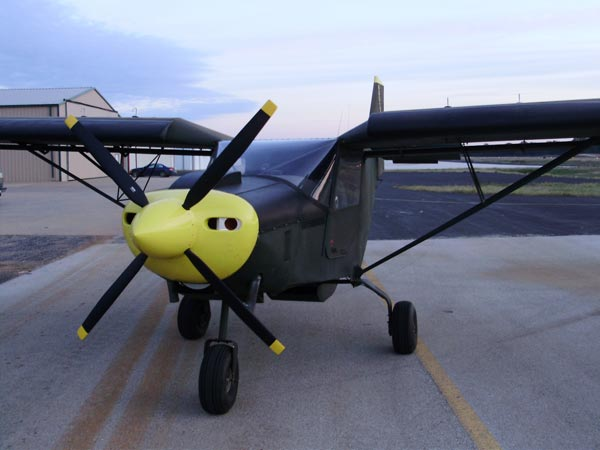 STOL 801 (A WIFE'S AIRCRAFT STORY) from Aircraft Spruce Canada