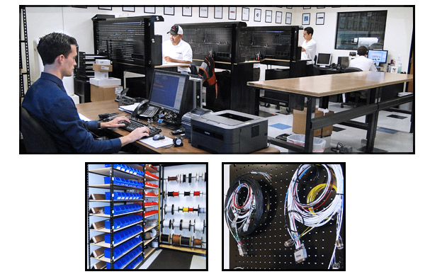 Avionics Wire Harness Shop