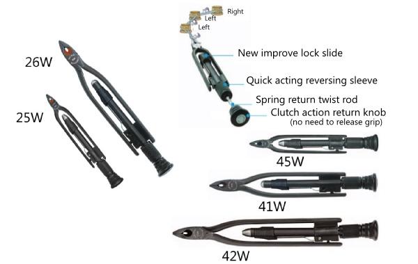 "2 PC 9/"" /& 6/"" AIRCRAFT SAFETYWIST SAFETY WIRE TWIST TWISTER PLIERS W//WIRE"