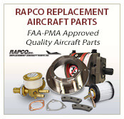 Rapco Replacement Aircrat Parts