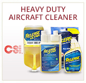 CSI - Heavy Duty Aircraft Cleaners