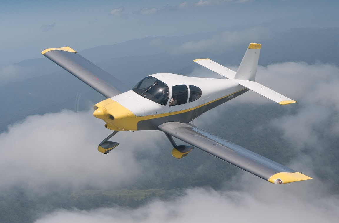 VAN'S AIRCRAFT RV-10 from Aircraft Spruce Canada