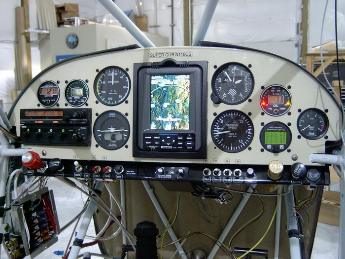 SUPER CUB AIRCRAFT STORY from Aircraft Spruce Canada