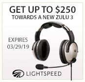 Get up to $250 credit towards a new lightspeed headset